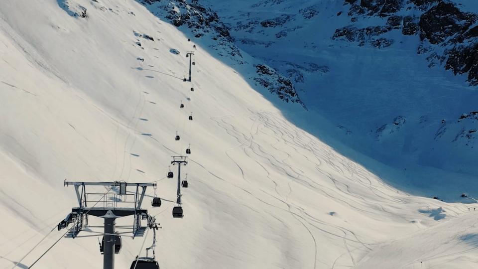 Les 2 Alpes se plient en 4 (Ep3)